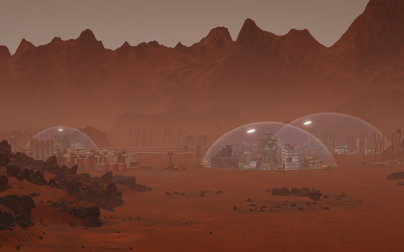 Surviving Mars 09