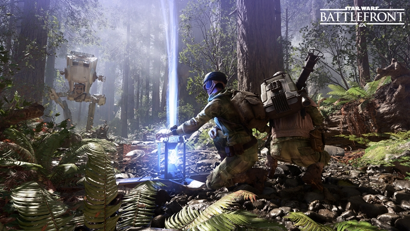 Star Wars Battlefront 02