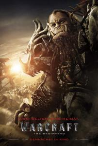 Warcraft: The Beginning Charakterposter Blackhand 01