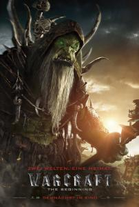 Warcraft: The Beginning Charakterposter Gul'dan 01