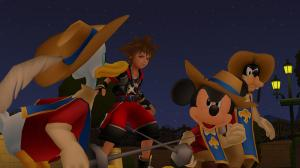 Kingdom Hearts HD 2.8 Final Chapter Prologue 09